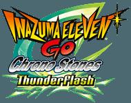 Inazuma eleven go chrono stones thunderflash wildfire character art nintendo 3ds transparent logo 2 min