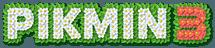 Pikmin 3 logo red min